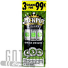 Jackpot Cigarillos Green Sweets foilpack