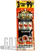 Jackpot Cigarillos Mango foilpack