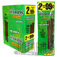 Good Times Sweet Woods Kush 2 upright & foilpack