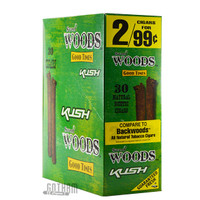Good Times Sweet Woods Kush 2 upright