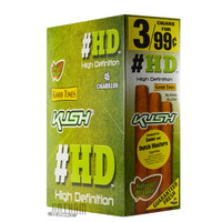 Good Times Cigarillos #HD Kush upright