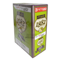Garcia y Vega 1882 White Grape Cigarillos uprights