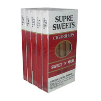 Supre Sweets Cigarillos Pack