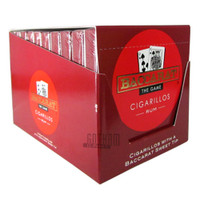 Baccarat Mini Cigarillos Rum 10/10 box