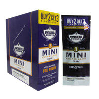 Swisher Sweets Mini Cigarillos Grape Buy 2 get 3
