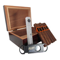 Gotham's Holiday Humidor Starter Kit