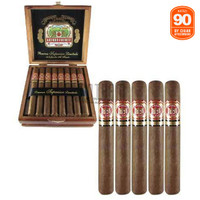 Arturo Fuente Don Carlos No. 3 Rated Cigar Aficionado