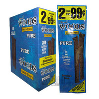 Good Times Sweet Woods Pure 2 for 0.99 Upright Carton & Foilpack