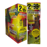 Good Times Sweet Woods Mango 2 for 0.99 Upright Carton & Foilpack
