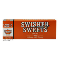 Swisher Sweets Little Cigars Caramel Carton
