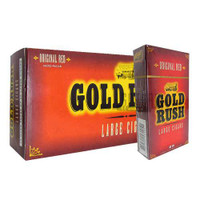 Gold Rush Large Cigars Red