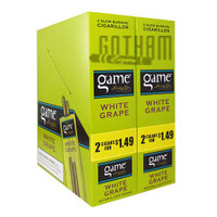 Game Cigarillos White Grape
