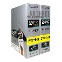Game Cigarillos Silver