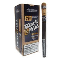 Black And Mild Casino Wood Tip 0.79