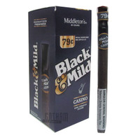 Black And Mild Casino 0.79 Upright