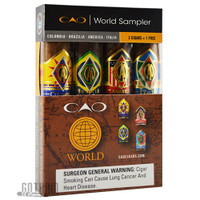 CAO World Sampler