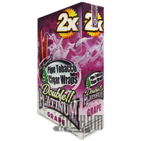 Blunt Wrap Double Platinum Grape