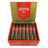 Joya Red Half Corona BOX