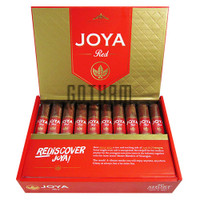 Joya Red Short Churchill BOX