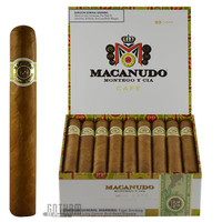 Macanudo Tudor Box & Stick