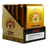 Macanudo Gold Court Tins