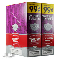 Swisher Sweets Cigarillos Twisted Berry