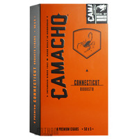 Camacho Connecticut Robusto 4 Pack