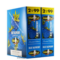 White Owl Cigarillos Blue Raspberry