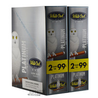 White Owl Cigarillos Platinum