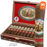 AJ Fernandez Enclave Robusto open