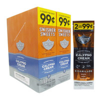Swisher Sweets Cigarillos Calypso Cream