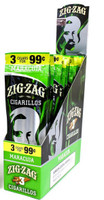 Zig Zag Cigarillos Maracuja 3 for $0.99 Box