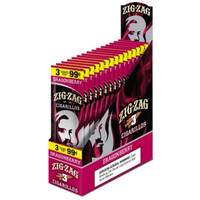 Zig Zag Cigarillos Dragonberry Box