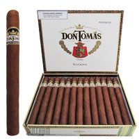 Don Tomas Sun Grown Presidente box