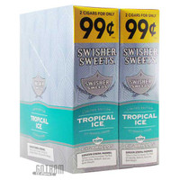 Swisher Sweets Cigarillos Tropical Ice