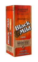 Black And Mild Jazz Wood Tip