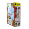 White Owl Cigarillos Strawberry Kiwi Box