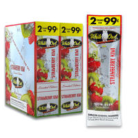 White Owl Cigarillos Strawberry Kiwi Box & Pack