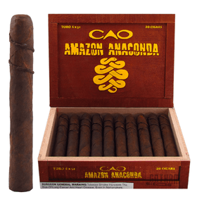 CAO Amazon Anaconda Toro Box & Stick