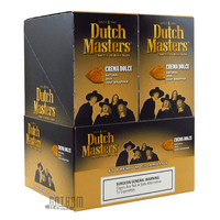 Dutch Masters Cigarillos Crema Dulce Box