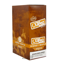 Swisher Sweets Outlaw Honey Maple Box