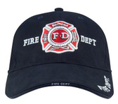9365 Fire Dept Lo-Profile Cap