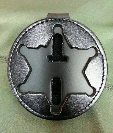 DK612-216 Badge Clip / Escambia JAIL