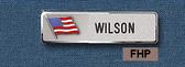 Reeves Nametag FHP-50LE Florida Highway Patrol
