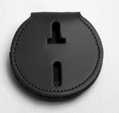 UNIVERSAL Badge Clip - Round Shape