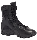 TR960Z KHYBER Hot Weather Lightweight Side-Zip Tactical Boot