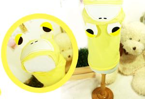 Gold Froggy Fashion Hoody