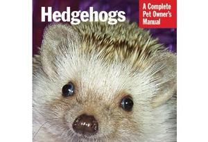 Barrons Hedgehog Book