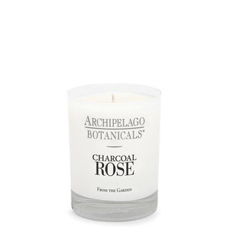 Oat Milk Glass Candle