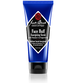 Jack Black Face Buff Energizing Scrub with Vitamin C & Menthol 3 oz